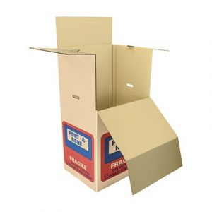 what size packing boxes